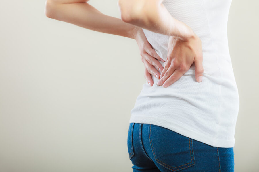 Remedies for Postpartum Back Discomfort